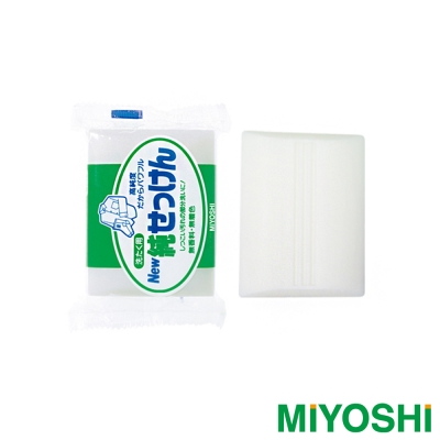 MIYOSHI 日本無添加純洗衣皂190g