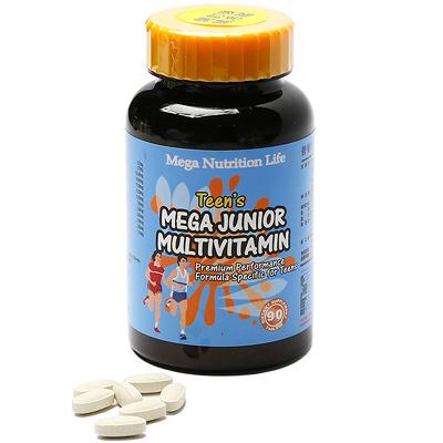 美國Mega 青少年綜合維他命錠90顆
