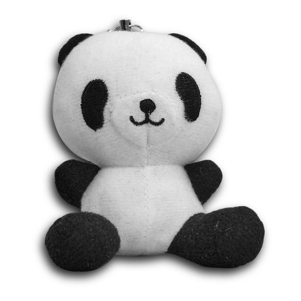 超高音動物布偶造型防身警報器(熊貓/小豬/小熊/小鴨)