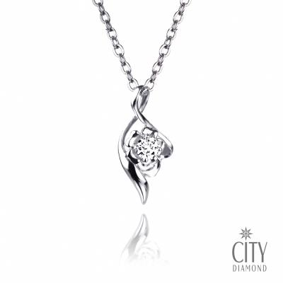 City Diamond 『山谷野百合』13分H&A鑽墜
