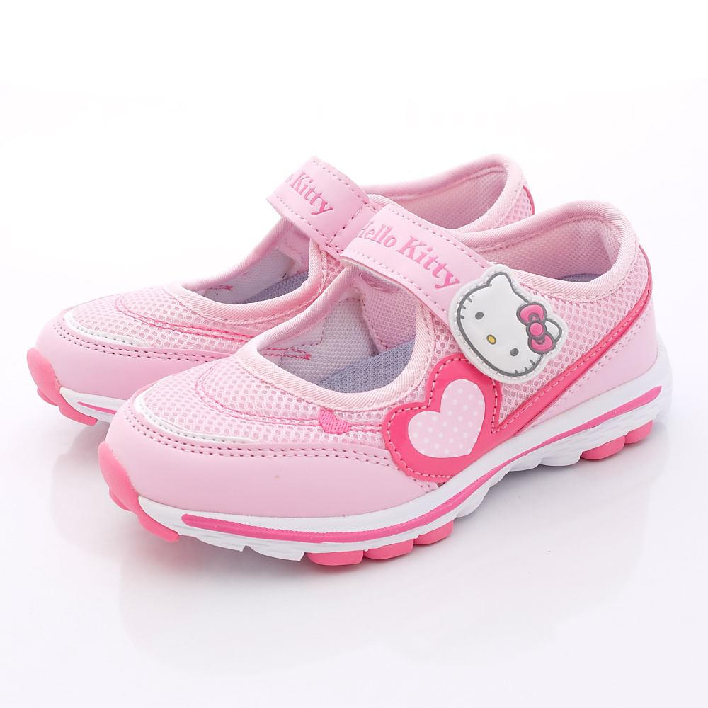 HelloKitty童鞋-機能娃娃款-SE15168粉(中大童段)HC