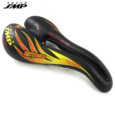 【SELLE SMP】義大利 Extreme 中空自行車座墊Large(大)-黑