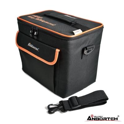 安伯特 立可收冷藏保溫袋-附側背帶+手提握把 超厚度保溫內層設計 全家便當保溫-快