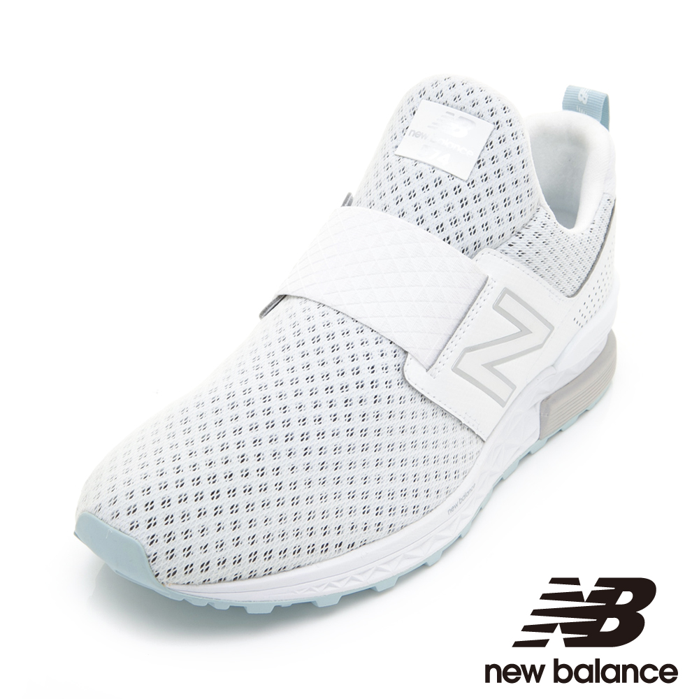 New Balance 574復古鞋MS574DSW中性白色