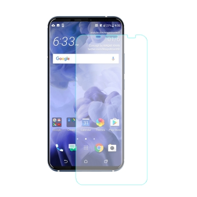 【SHOWHAN】HTC U11 Plus 9H鋼化玻璃貼 0.3mm疏水疏油高...