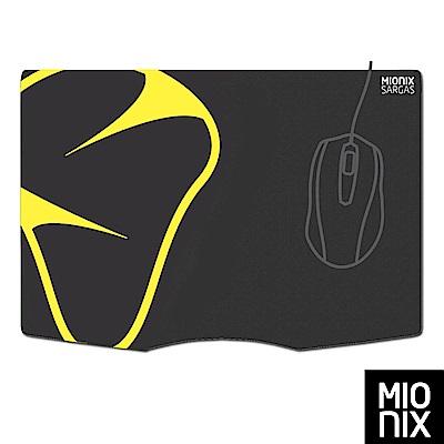 MIONIX SARGAS超細纖維布質塗層滑鼠墊(L)