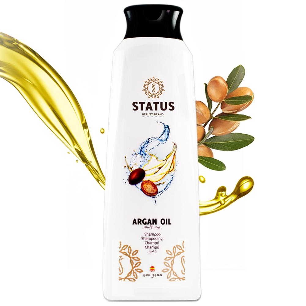 西班牙STATUS阿鞏油強力修護洗髮乳750ml