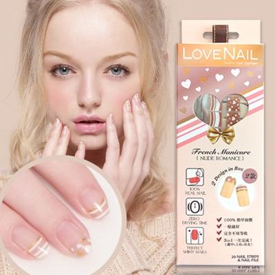 LOVE NAIL法式系列 裸色浪漫