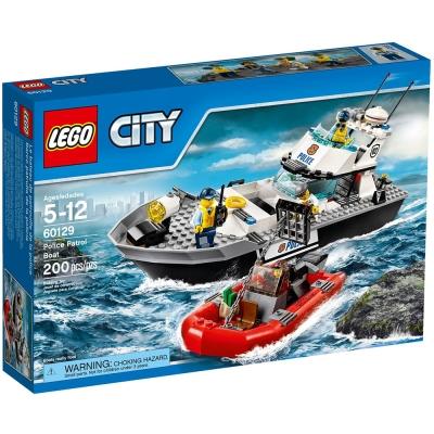 LEGO樂高-城市系列-60129-警用巡邏艇-5