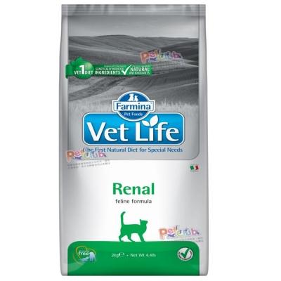 Farmina法米納 獸醫寵愛天然處方系列-貓用腎臟配方 5kg
