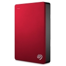 Seagate 4TB Backup Plus行動硬碟-紅色