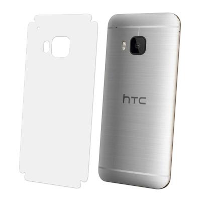 HTC One M9 抗污防指紋超顯影機身背膜(2入)