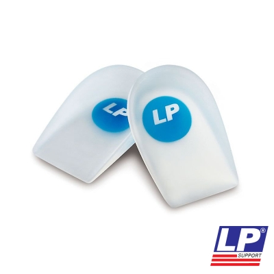 LP SUPPORT 高柔軟足跟矽膠釋壓鞋墊(2雙) 330