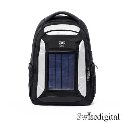 Swissdigital-獨家經典款-移動行光者後背包-黑