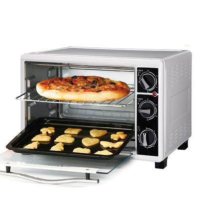 鍋寶 大容量 26 L雙溫控炫風電烤箱(OV- 2600 -D)