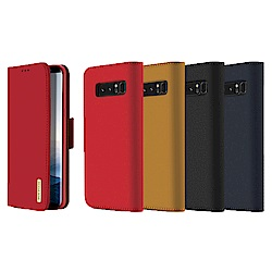 DUX DUCIS SAMSUNG Galaxy Note 8 WISH 真皮皮套