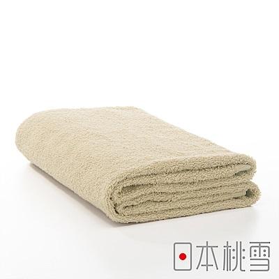 日本桃雪飯店浴巾(咖啡色)