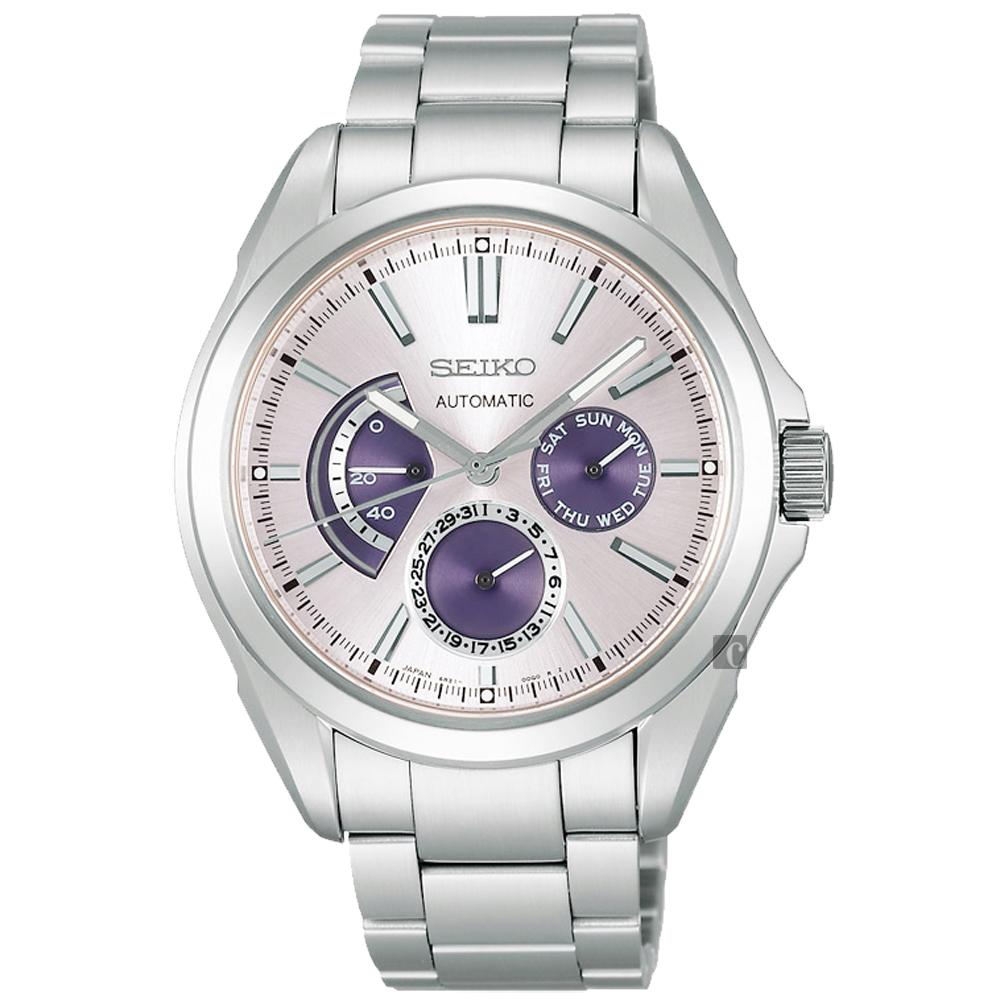 SEIKO精工 BRIGHTZ 重裝上陣機械腕錶(SDGC001J)