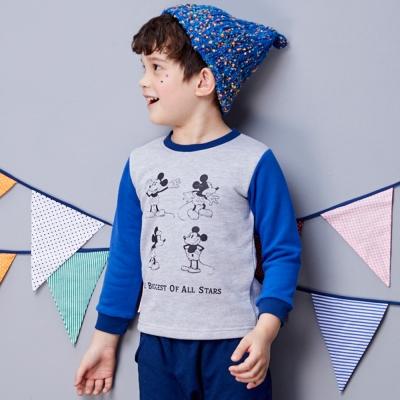 Disney 米奇系列百變刷毛上衣 (共2色)