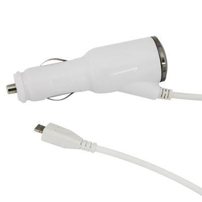 YHO MICRO USB冷光行動車充線