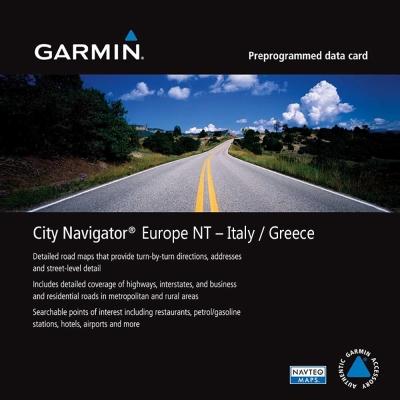 GARMIN 義大利/希臘地圖卡-快