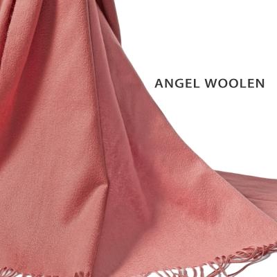 Angel-Woolen-柔雅流蘇100-Cashmere羊絨披肩-圍巾-共兩色