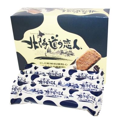 掬水軒 日式巧克力牛奶酥餅條(66gx2盒)
