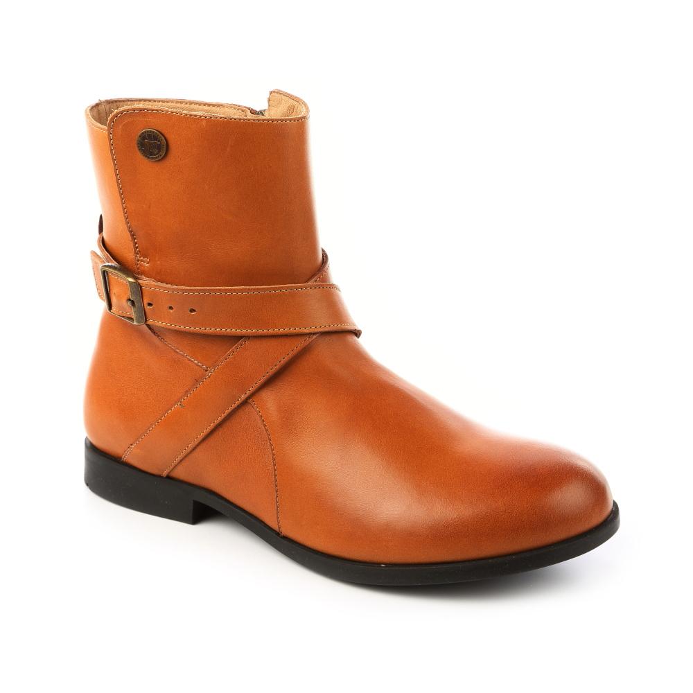 勃肯BIRKENSTOCK 1006897。柯林斯 靴子(棕色)