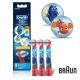 德國百靈歐樂B-兒童迪士尼刷頭EB10-3(3支裝) product thumbnail 1