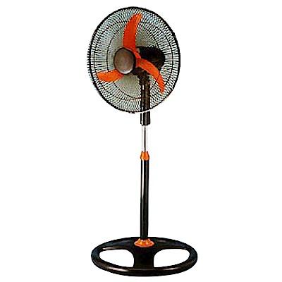 橘色風暴18吋飛刀型高效速涼強力風扇S8015