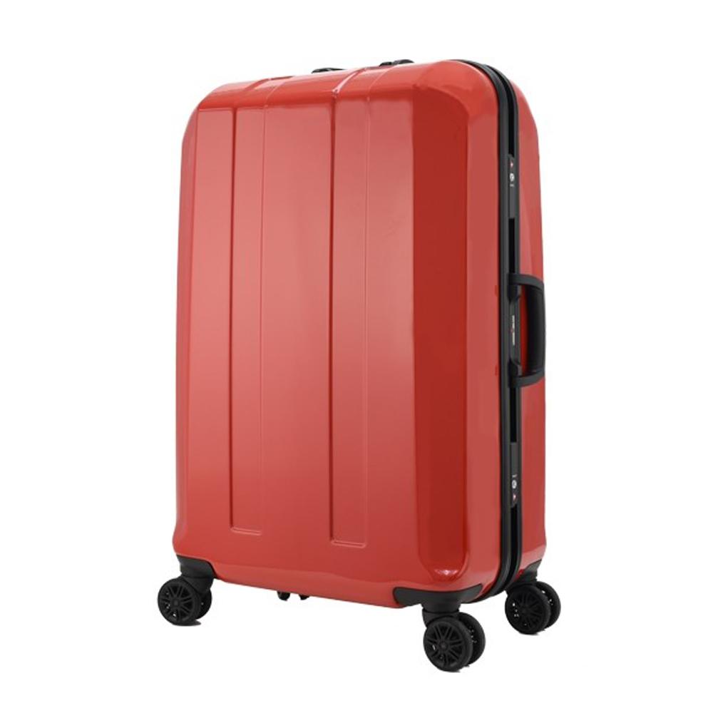LEGEND WALKER台灣限定版6000 71-29吋鋁框行李箱法拉利紅