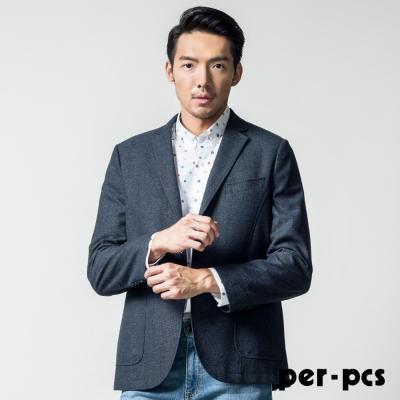 per-pcs 品味休閒時尚獵裝 深藍(815905)
