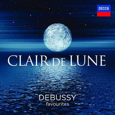 月光 - 最受歡迎的德布西作品 ( 2 CD)