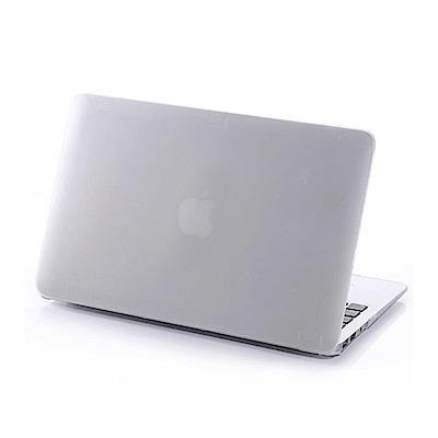 For Apple MacBook Air 13.3吋 筆電殼 磨砂白