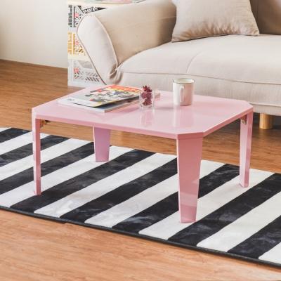 Home Feeling摺疊八角桌和室桌茶几桌2色-70X50X31cm