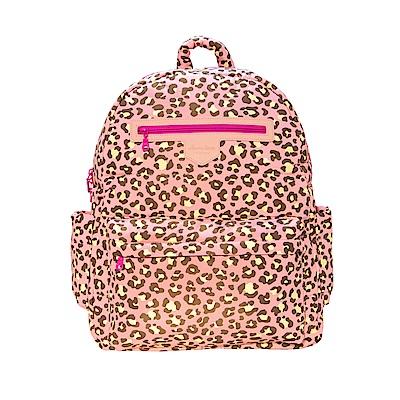 HANABENE 經典極輕量-空氣包/媽媽包後背(粉紅豹紋)