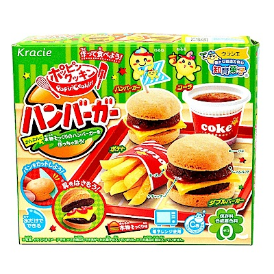 Kracie 創意DIY-漢堡小達人(22g)