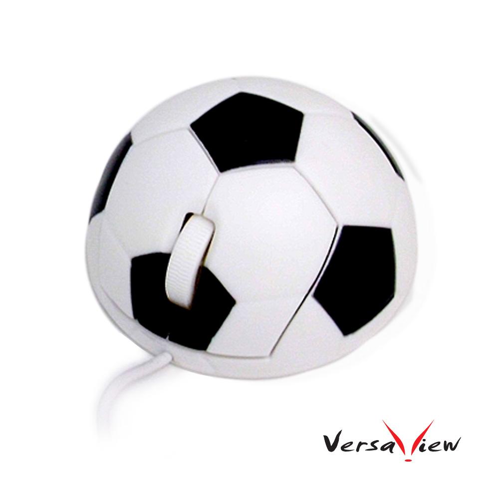 VersaView 世界盃足球造型有線滑鼠