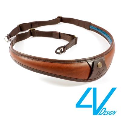 4V ALA TOP系列相機背帶 LR-VV2324-棕/棕色(L)
