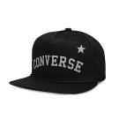 CONVERSE-棒球帽10005508A01-黑
