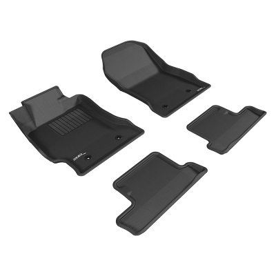 3D 神爪卡固立體踏墊 Toyota 86 2012~2016+自排檔適用