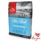 【Orijen 渴望】成貓六種魚無穀天然糧 5.45公斤 X1 包