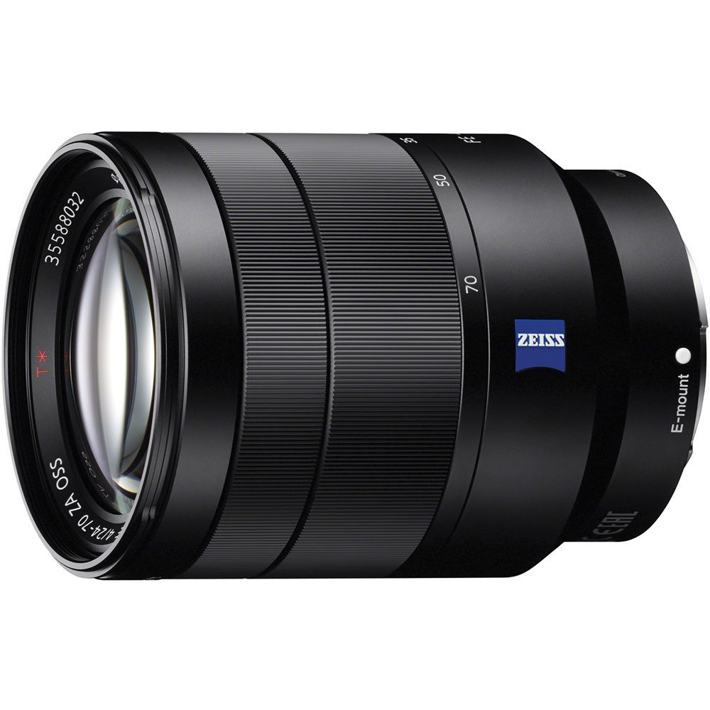 SONY 卡爾蔡司 Vario-Tessar T* FE 24-70mm F4 變焦鏡(公司貨)