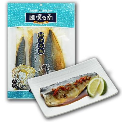 得意中華 國境之南-鯖魚甘露煮(270g)