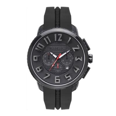 Tendence 天勢錶 圓形系列-黑/47mm