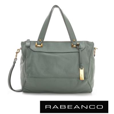 RABEANCO OL 時尚粉領系列菱形包(中) - 綠