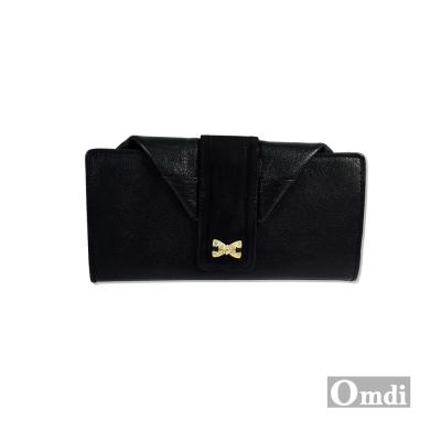 【OMDI 歐帝兒 】鑲鑽豹紋手拿包 (2色)