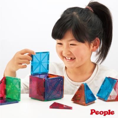 日本People-中年級華達哥拉斯磁性積木(小學3、4年級)