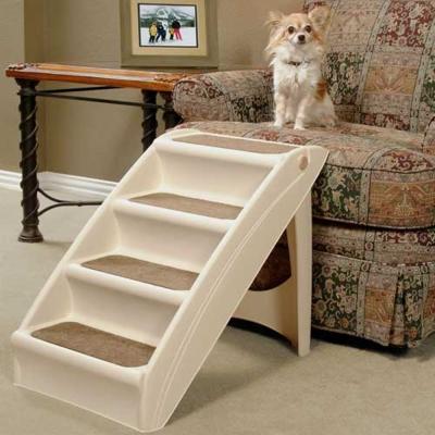 美國SOLVIT 寵物沙發用樓梯M號 (61*41*50cm)