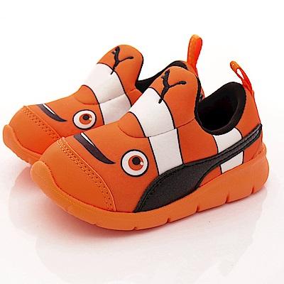 PUMA童鞋-尼莫輕量運動款-ON90695-03橘(小童段)